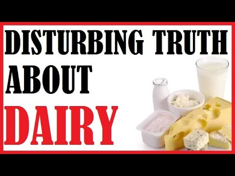 The Disturbing Truth About Dairy! Dr Michael Greger