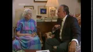 Gore Vidal speaks to Eudora Welty