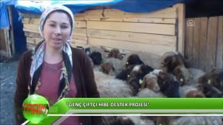 ''Genç Çiftçi Hibe Destek Projesi''