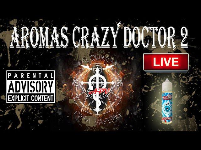 APV 157.Revisión de Aromas CRAZY DOCTOR 2
