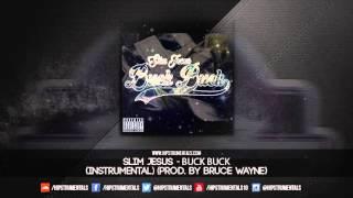 Slim Jesus - Buck Buck [Instrumental] (Prod. By Bruce Wayne) + DL via @Hipstrumentals