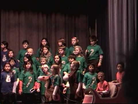 Teddy Roosevelt Elementary School Holiday Show 2008