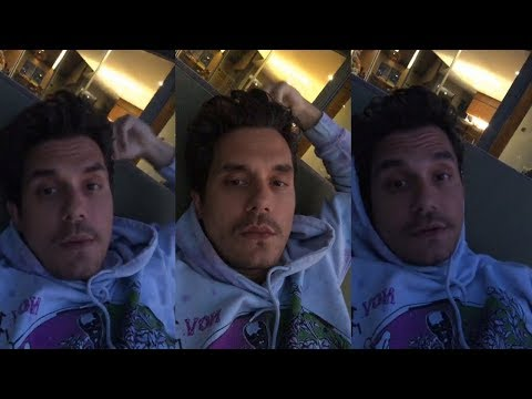 John Mayer | Instagram Live Stream | 15 July 2018