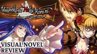Umineko no Naka Koro Ni Chiru    Visual Novel Review - The Answers to Umineko's Truth and Illusions!