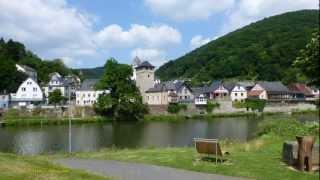 Lahnwanderweg die 3. Etappe, von Obernhof nach Bad Ems