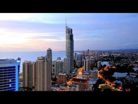 Surfers Paradise Australia-Luxury Penthouse Chevron Renaissance