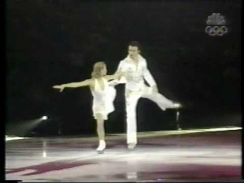 Elena Berezhnaya/Anton Sikharulidze 2003 SOI