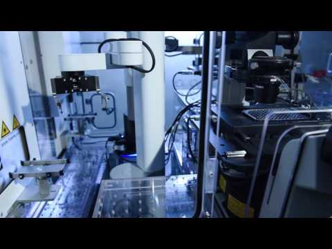 Robotic Microscope Advances Research on Neurodegenerative Diseases