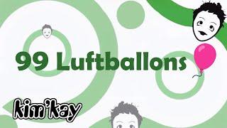 Kim'Kay - 99 Luftballons (Lyrics)