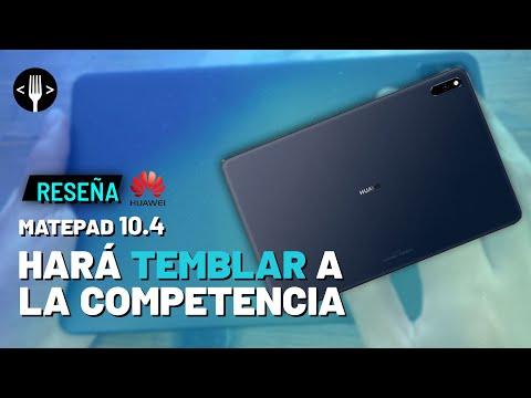 Reseña: Huawei Matepad 10.4