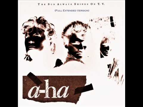 A-ha -The Sun Always Shines on TV (Original Extended & Full Intro)
