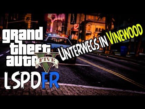GTA V | LSPD:FR #073 - Unterwegs in den Vinewood-Hills
