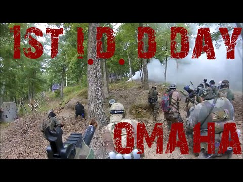 Oklahoma D-Day 2015 (1st I.D. Omaha)