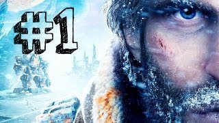 Lost Planet 3 Gameplay Walkthrough Part 1 (X360/PS3/PC) [HD]