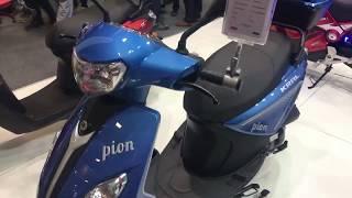 B sınıfı ehliyet ile kullanılan Kral pion 50 cc Scooter