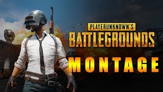 PUBG Kill Montage - Playerunknowns Battlegrounds PUBG Gameplay
