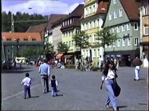 Schwabisch gmund 1990 youtube for Produktdesign schwabisch gmund