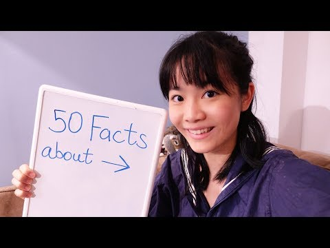 50 Facts About Me (minus 1)| Tiffany Vlogs #17