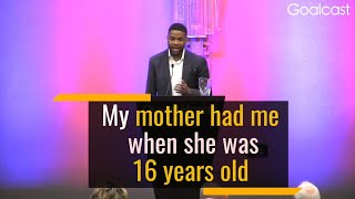 Inspiring Advice from His Father - Inky Johnson