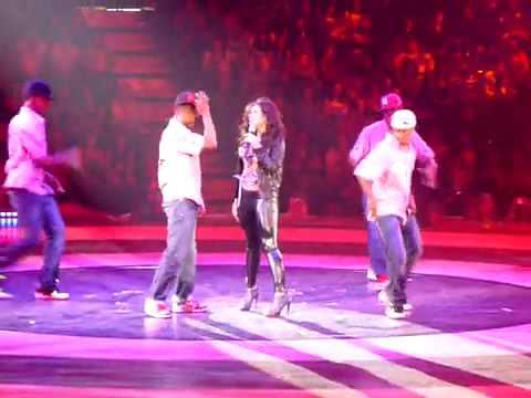 Kristinia Debarge - Goodbye Live - Circus Tour Hamilton