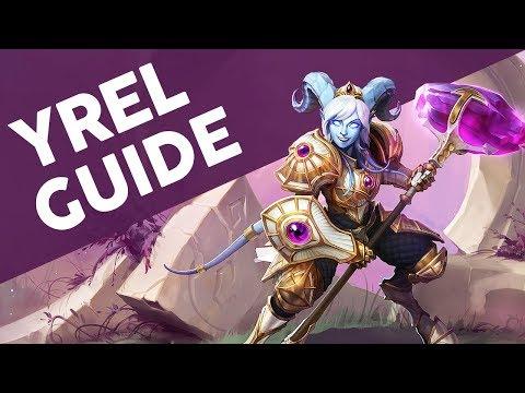 heroes of the storm lunara guide