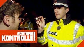 Großkontrolle auf der Autobahn: Findet die Polizei Drogensünder? 1/2 | Achtung Kontrolle |kabel eins
