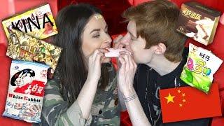 SMAGER PÅ KINA - Med Cecilie Prasz