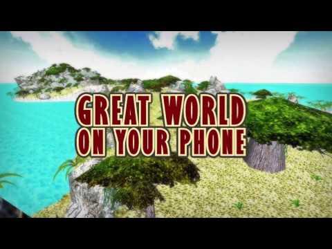 Survival Island Online MMO Trailer
