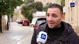 إصابات خلال مواجهات مع قوات الاحتلال في الخليل بالتزامن مع الإضراب الشامل - (9/12/2019)