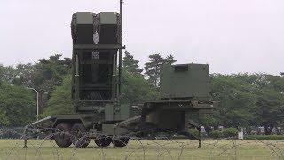 陸上自衛隊 朝霞駐屯地でPAC3機動展開訓練を公開