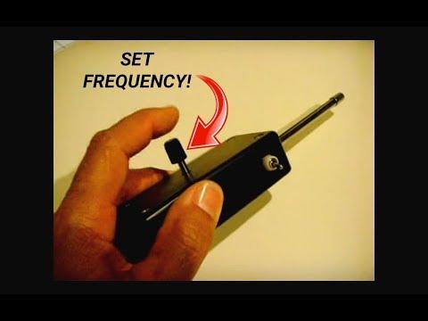 FM Radio / Cable & Antenna TV Signal Jammer