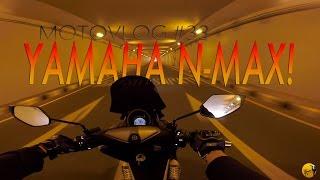 Testride (bukan review) Yamaha N-Max, joknya enak banget! - Motovlog #33