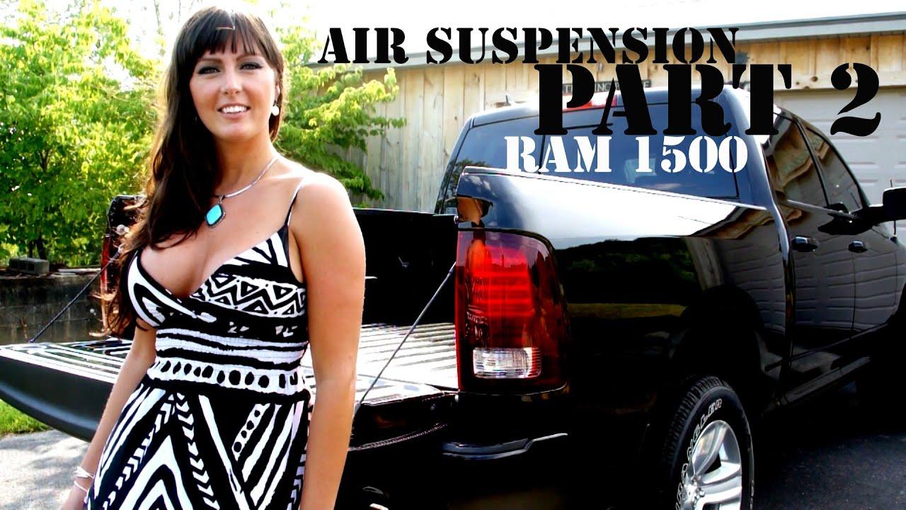 2014 Ram 1500 Air Suspension Part 2 Ride Height