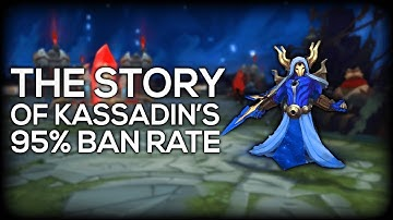 95% Ban Rate: The Most Overpowered Champion Of All Time In League of Legends