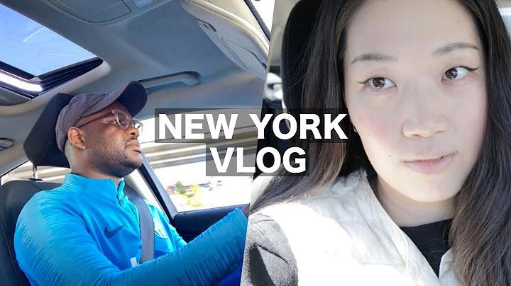 (ENG)뉴욕 국제커플/부부 몬탁, 롱아일랜드 휴가 브이로그, NYC Interracial Couple Vlog. Montauk, Long Island Getaway.