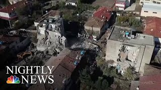 Deadly Earthquake Shakes Albania's Capital, Injures Hundreds | NBC Nightly News