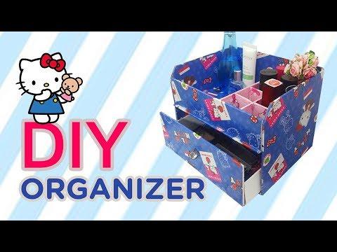 diy-hello-kitty-jewelry-box-/-diy-makeup-organizer-/-diy-lipstick-holder
