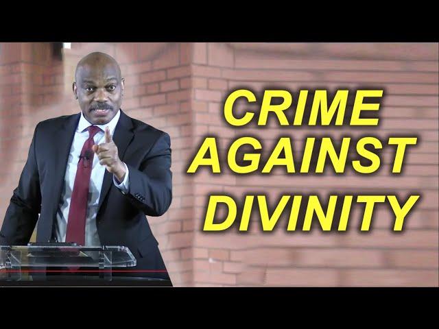 Crime Against Divinity | Randy Skeete