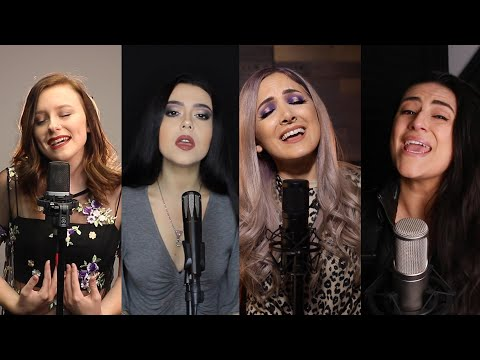 """""""Somebody To Love"""" - Queen (Cover by @First To Eleven @Violet Orlandi @Halocene @Lauren Babic)"""