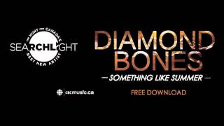 Diamond Bones - Something Like Summer
