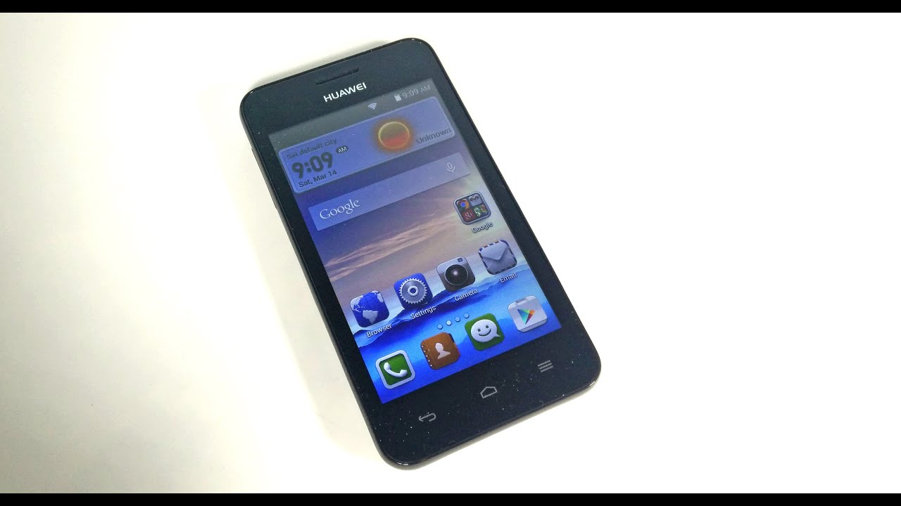 Huawei Ascend Y330 Review