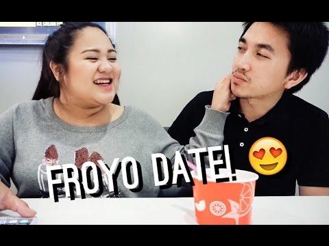 Vlog #36   BELANJA, MASAK, & FROYO DATE! ❤
