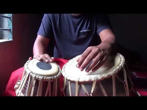 Keherwa Taal Part 05, Tabla Lesson # 34, Tutorial for beginners