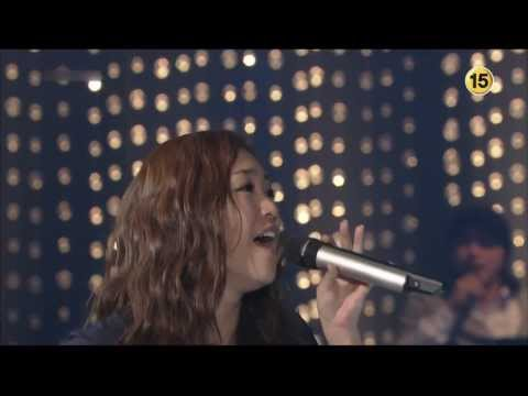 Lena Park (박정현) & Alex (알렉스) - Kids (Kylie Minogue & Robbie Williams) @ 2008.12.19