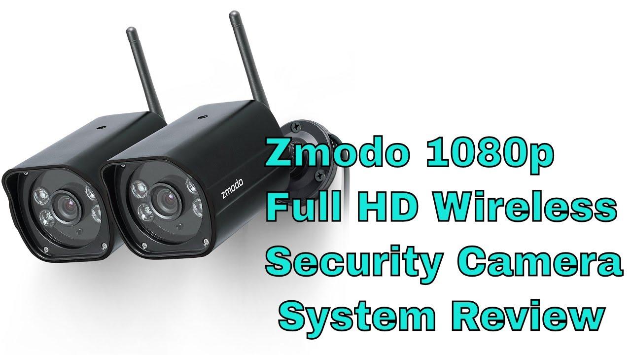 Zmodo 1 0 Megapixel 1280 x 720 Pan & Tilt Smart     vs Zmodo EZCam