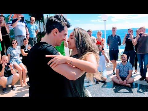 Daddy Yankee & Snow - Con Calma Dance | Rick Torri & Larissa Secco | Brazilian Zouk Dance - ZoukTime