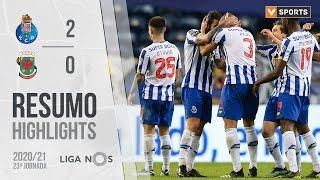 Highlights   Resumo: FC Porto 2-0 Paços de Ferreira (Liga 20/21 #23)