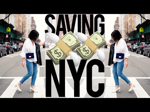 6 Top Tips To REALLY Save Money in NYC ! For Living & Tourists ad