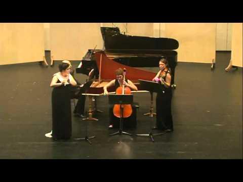 J.S. Bach - Triosonate aus dem