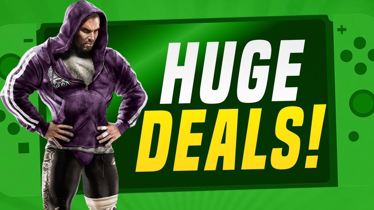 Great Nintendo Switch Eshop Post Summer Games Sale Switch Eshop Deals Youtube